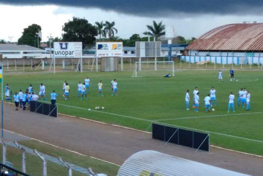 Ji-Paraná derrota Barcelona e mantém 100% de aproveitamento no Rondoniense  2019 c9b7626265833